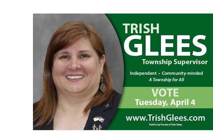 Trish Glees for Dundee Township Supervisor