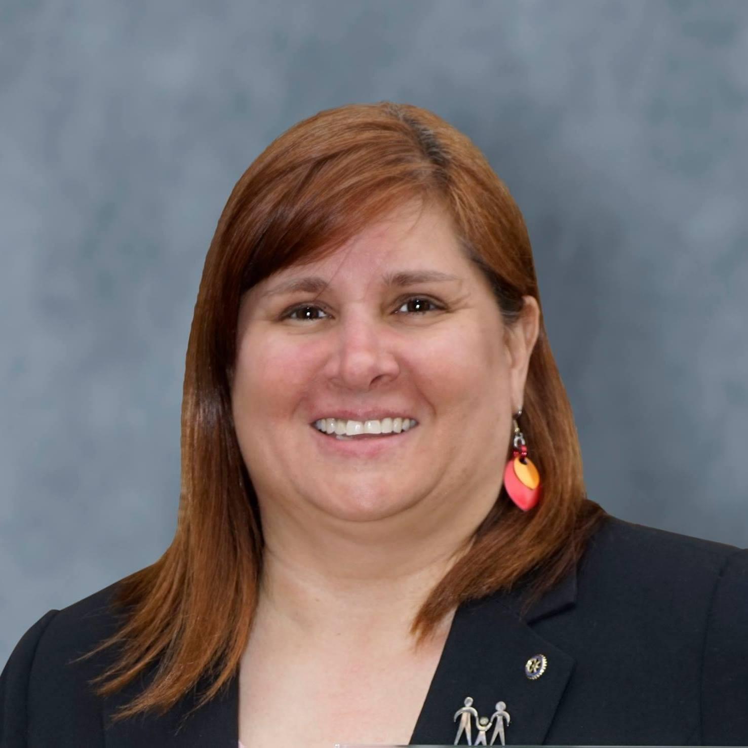 Trish Glees-Dundee Township Supervisor